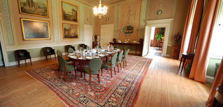 Paxton House Dining Room Paxton House Locations Film