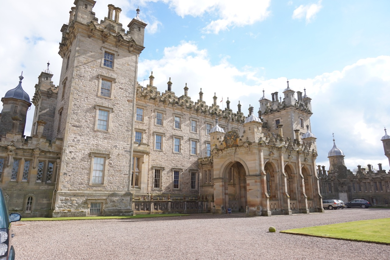 Floors 72 Floors Castle Locations Film Edinburgh