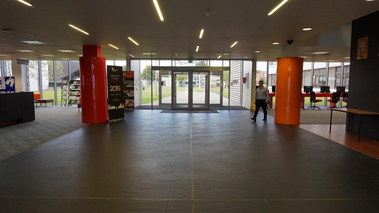 Ec22 Edinburgh College Milton Road Locations Film