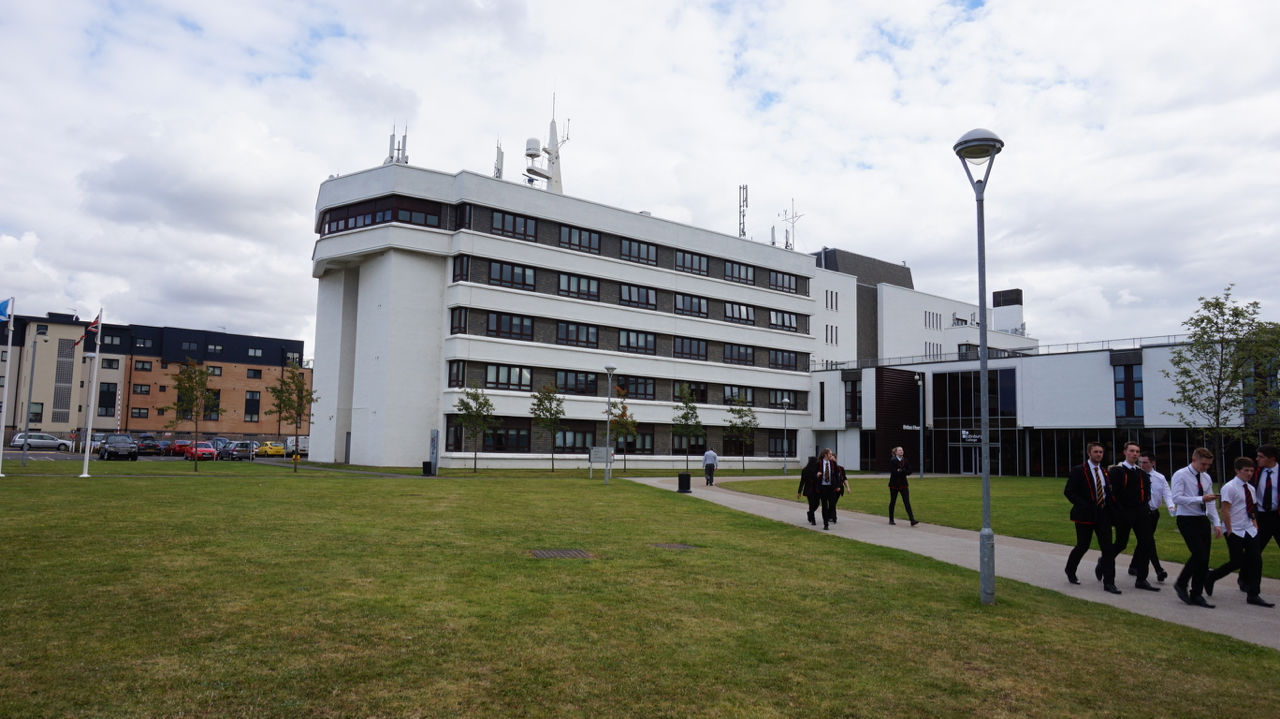 Edinburgh College Milton Road Locations Film Edinburgh