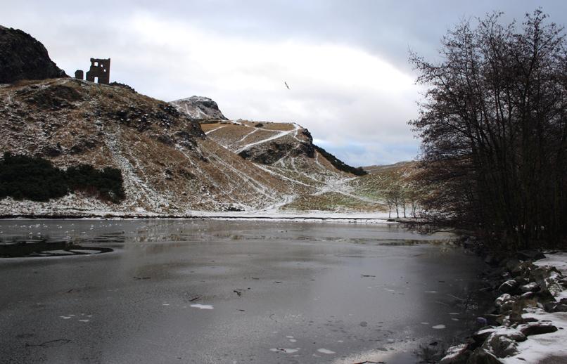 St Margarets Loch Arthurs Seat Locations Film Edinburgh