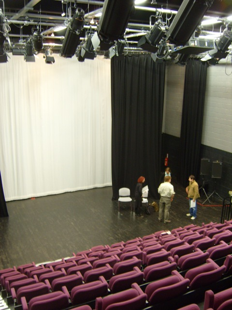 Sce Musicbox Auditorium2 Edinburgh College Sighthill