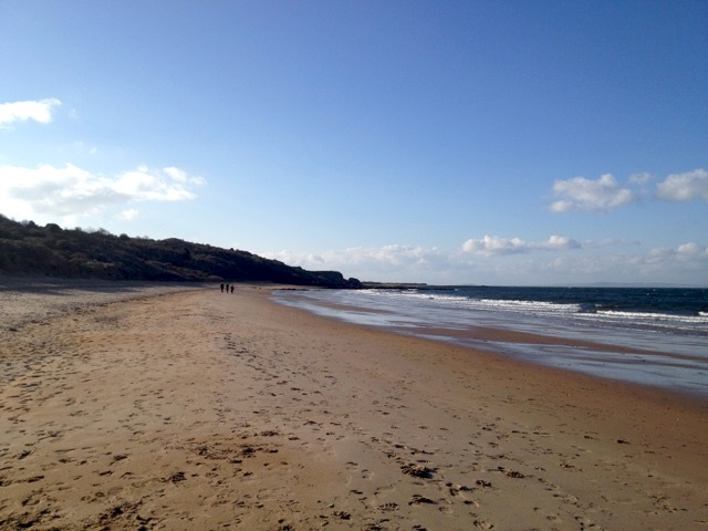 Gullanebents2 Gullane Beach Locations Film Edinburgh