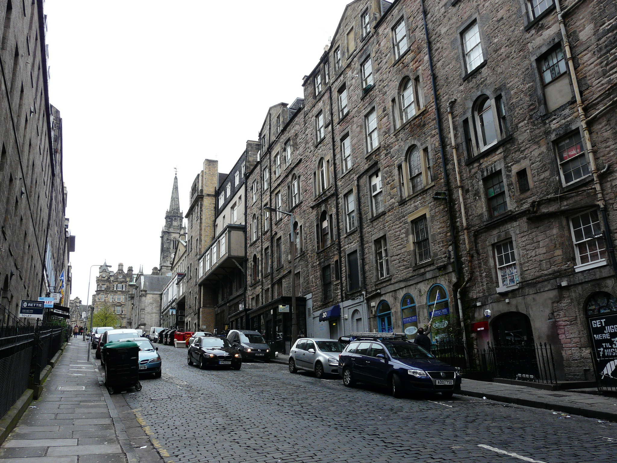 Bs4 Blair Street Locations Film Edinburgh
