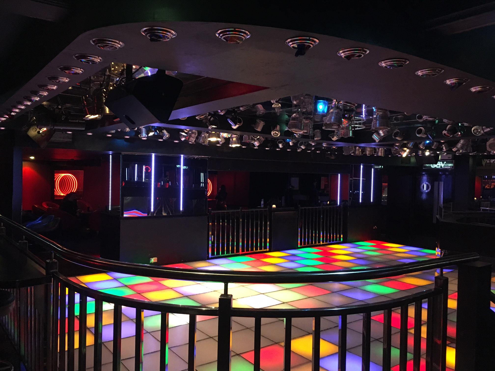 Thecav Disco3 Atik Locations Film Edinburgh
