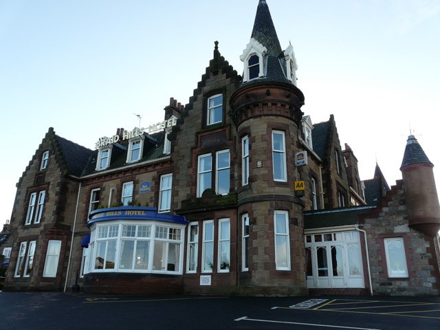 Best Western Braid Hills Hotel Locations Film Edinburgh