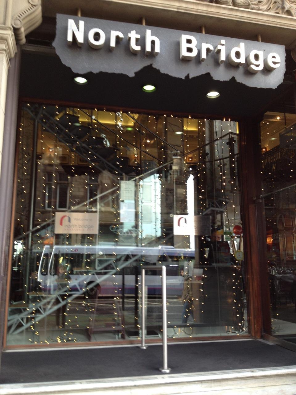 Scotsman Brasserie Door Scotsman Hotel Locations