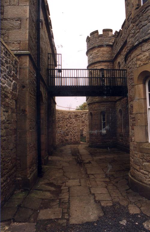 Jedburgh Castle Jail Museum Bridge Jedburgh Castle Jail