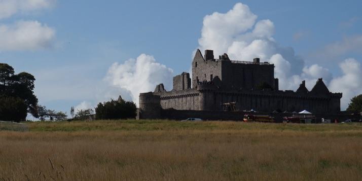 Craigmillar Castle Locations Film Edinburgh