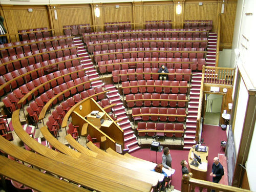 Anatomy Lecture Theatre Full The Medical School University Of Edinburgh Locations Film