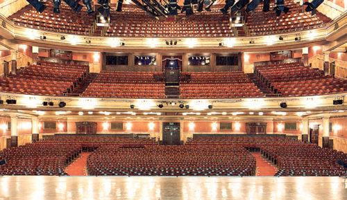 Edinburgh Festival Theatre Hall Edinburgh Festival