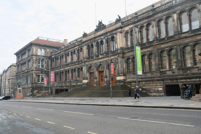 National Museum Of Scotland Locations Film Edinburgh