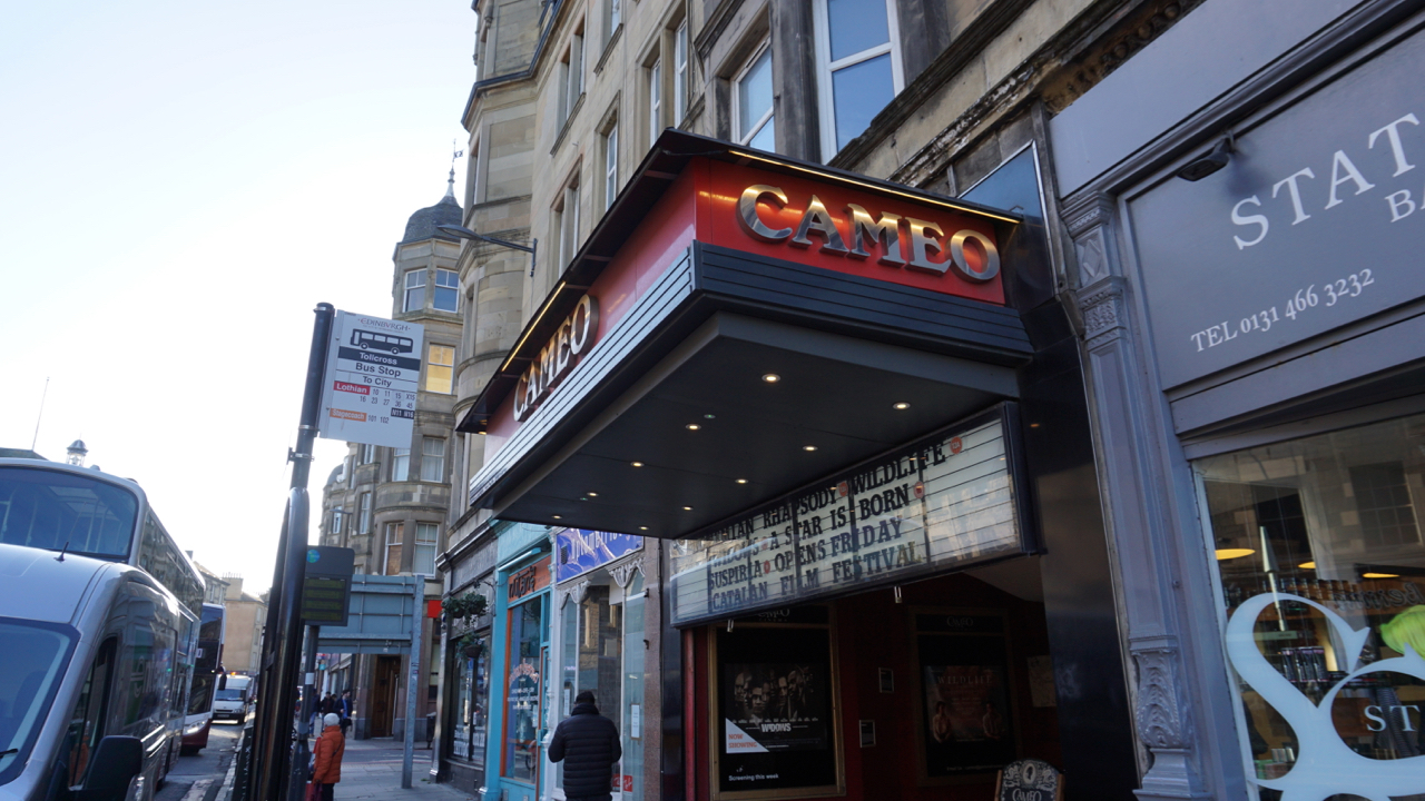 Cameo Cinema Locations Film Edinburgh