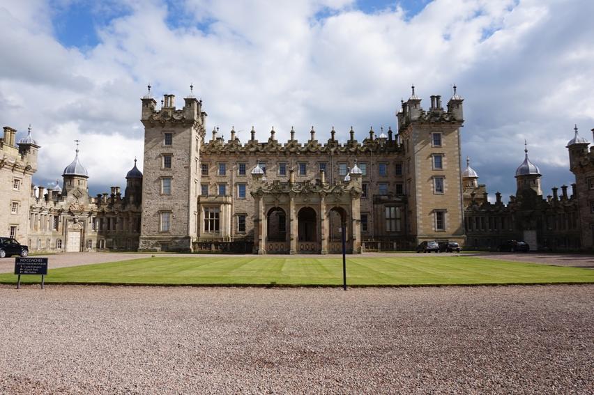 Floors Castle Locations Film Edinburgh
