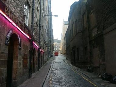 Niddry Street Locations Film Edinburgh
