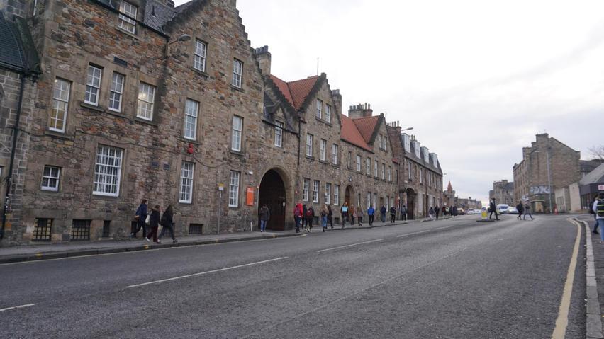 The Pleasance - Locations - Film Edinburgh