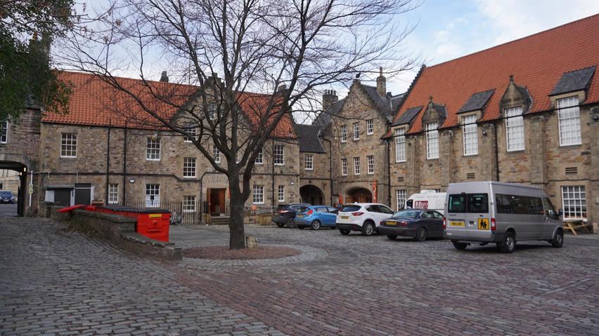 Pleasance_ext8 - The Pleasance - Locations - Film Edinburgh
